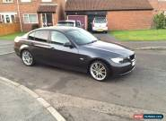 BMW 320d 2.0 DIESEL MANUAL 4DR SALOON 2006 [06] Grey for Sale